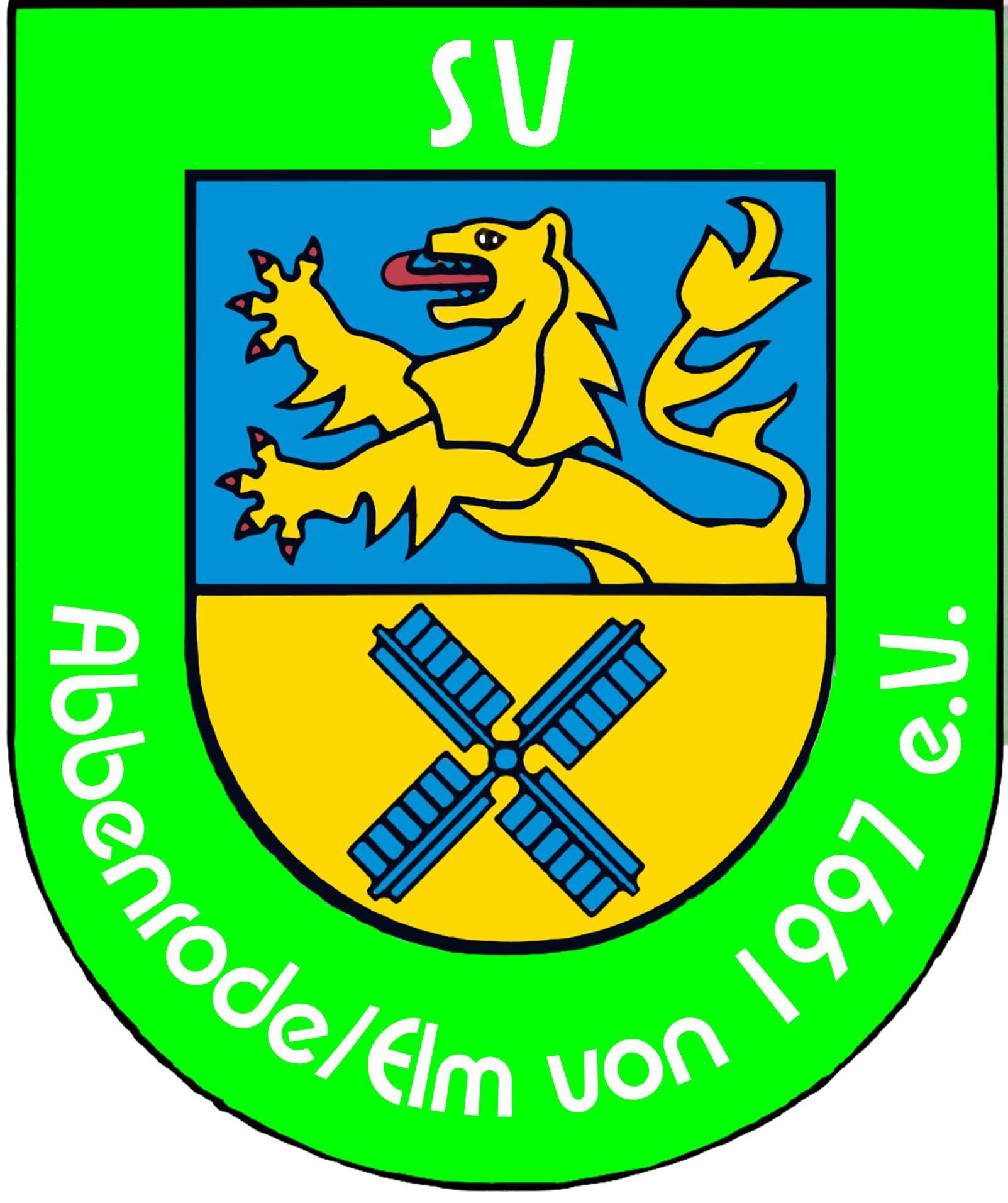 Wappen-SV Abbenrode neu